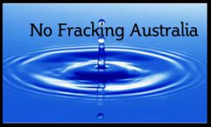 No Fracking Australia