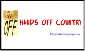 Hands off Country